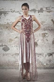 oropendola macrame statement necklace s fashion and