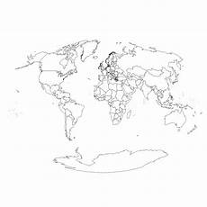 World Map Black And White Printable With Countries 6 Best Images Of Black And White World Map Printable