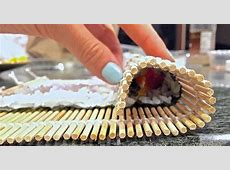A Step by Step Guide to Homemade Sushi Rolls « Food Hacks