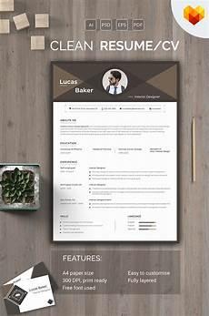 How To Design Resume Lucas Baker Interior Designer Resume Template 68039