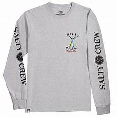 salty crew tailed sleeve t shirt athletic