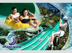 43% off All Day Pass to Splash Island   Laguna Philippines