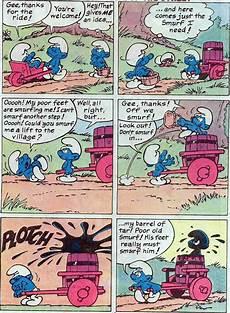 Marvel Comics Group Smurfs 1 Smurfs Comic
