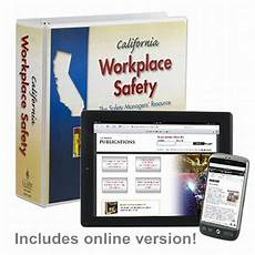 Workplace Safety A Manual For California Business 55 M