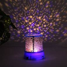 Projection Night Light For Adults Novelty Romantic Design Rotating Sky Star Projector Night