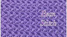 bean stitch fast and easy crochet stitch 31