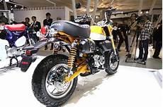 2019 Honda 125 Monkey by 2019 Honda Monkey 125 Concept Motorcycle Joining Grom In