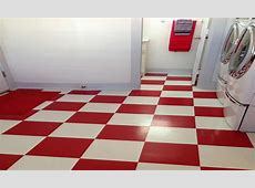Pics of white kitchen cabinets with tile floors, red and white kitchen floor tile red and white