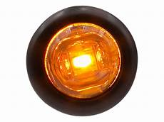 2 5 Round Light Hole Size Mini Round 2 Wire Led Clearance Marker Light Heavy Duty