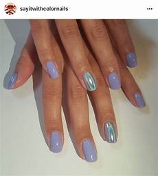 holographic nails negle design