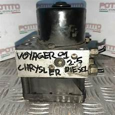 Chrysler Voyager Abs Light Pompa Abs Per Chrysler Voyager 2 5 Diesel 01 A Vertemate