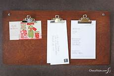 Resigning From A Board Modern Diy Memo Board For Home And The Office