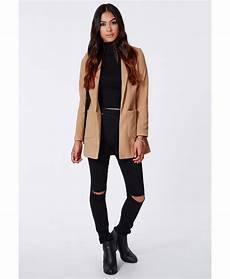 tailored coat coats and jackets missguided