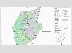 Peta Kota: Peta Kabupaten Barito Timur