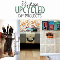 vintage upcycled diy projects the cottage market