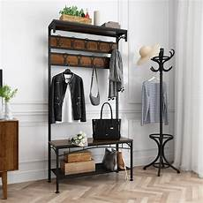 coats and bench top 10 best coat rack with shoe bench in 2020 reviews