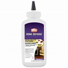 ortho 12 oz home defense bed bug flea and tick killer