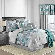 10 comforter set in teal bed bath beyond