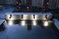 Water Feature Lights Underwater Led Underwater Pool Lights And Fountain Pond Lights