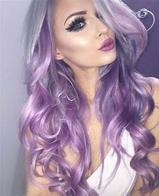 Arctic Fox Purple Rain On Light Brown Hair Arctic Fox Hair Color The Color And The Makeup Tho Hair