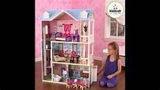 Kidkraft My Dreamy Toy Dollhouse With Lights And Sounds 65823 Kidkraft My Dreamy Dollhouse Kidcraft Kid Kraft Doll House