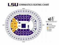 Reeves Athletic Complex Seating Chart Lsu Athletics Facilities Student Seating Charts Lsu Tigers