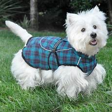 dogs coats for small dogs plaid faux fur lined winter coat with harness opening