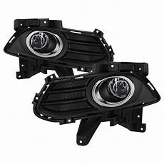2013 Ford Fusion Fog Lights Spyder Auto Ford Fusion 2013 2016 Oem Fog Lights W Switch