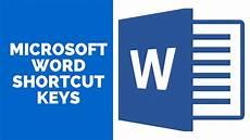 Micrisift Word Microsoft Word Keyboard Shortcuts And Hacks Ms Word