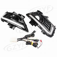 2015 Ford Fusion Light Assembly For Ford Fusion Mondeo Led Daytime Running Light Turn