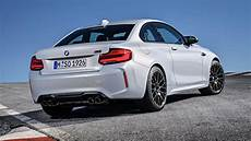 bmw m2 competition arrives with 405 hp roadshow