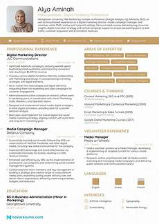 Mba Resume Example Mba Resume Examples Writing Guide For 2020