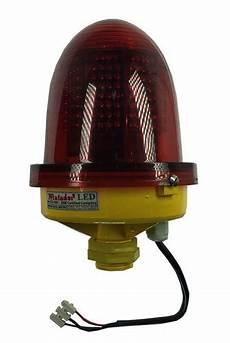 Tower Light Flasher Aviation Lighting Led Medium Intensity Aviation Light