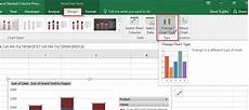 Excel Chart Types Excel Dashboard Templates How To Add A Grand Total Line On