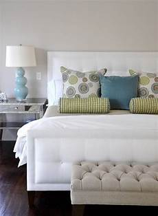 Blue And Green Bedroom Beautiful Crisp White Blue And Green Bedroom