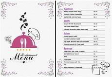 Free Restaurant Menu Templates For Microsoft Word Ms Word Restaurant Menu Office Templates Online