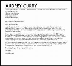 Purchasing Manager Cover Letter Purchasing Agent Cover Letter Sample Cover Letter