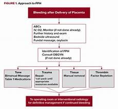 Postpartum Hemorrhage Approach To Postpartum Hemorrhage Emra