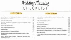Wedding Plan Timeline Checklist 11 Free Printable Wedding Planning Checklists