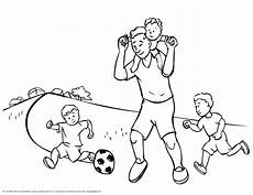 Malvorlagen Spielende Kinder Play Soccer Coloring Pages For Coloring Home