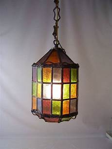 Coloured Outdoor Lantern Lights 15 Inspirations Of Coloured Glass Lights