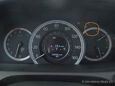 Blinking Engine Light Honda Accord Blinking Orange Light In New Honda Accord Drive Accord