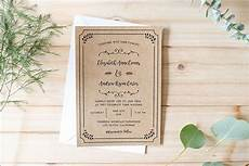 Free Diy Wedding Invitations Templates Diy Wedding Invitations Your Ultimate Guide With Templates