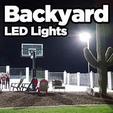 Backyard Flood Light Backyard Flood Lights Led Lights For Backyard