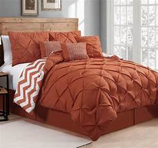 new luxurious reversible 7 comforter set king bed
