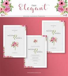 Free Invitation Template Download Elegant Wedding Free Invitation Templates Engine Templates