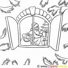 Malvorlagen Dm Cc Fenster Weihnachtsmann Ausmalbild Malvorlage Zum Drucken