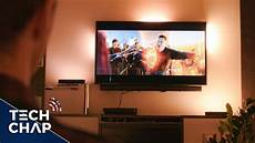 Philips Hue Light Connect To Tv How To Sync Your Philips Hue Lights With Your Tv Amp Ps4