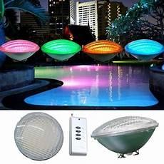 12v Swimming Pool Lights Led Par56 Pool Light 54w 12v 24v Rgb Ip68 18led Swimming