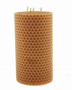 candela per orecchie candela mangiafumo in cera d api 12x6 5 cm di cereria